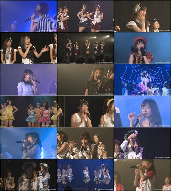 (LIVE)(720p) SKE48 チームKII「0start」公演 高木由麻奈 生誕祭 Live 720p 170902