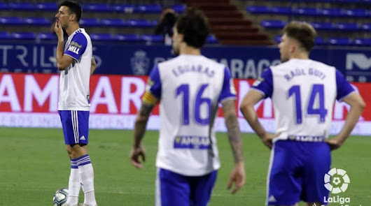 El Real Zaragoza no levanta cabeza en La Romareda (2-4)