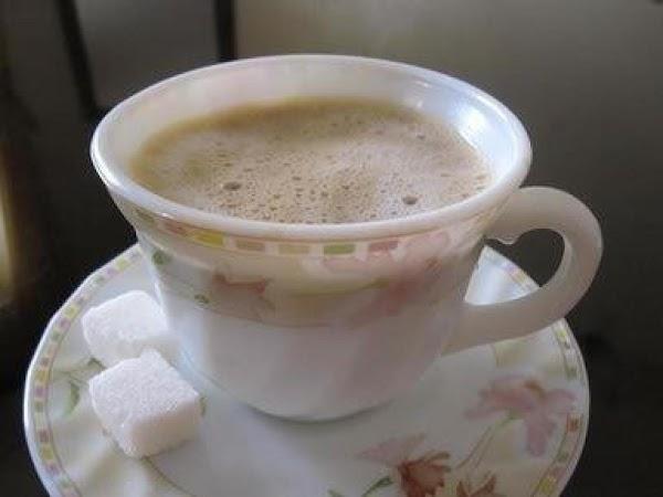 Cinnamon Coffee With Orange Flower Water - Morocco Recipe