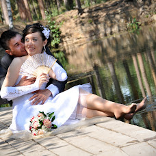 Wedding photographer Aleksandra Mylnikova (shadowww). Photo of 12.09.2015