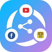 Share ALL : File Transfer and Data share anything