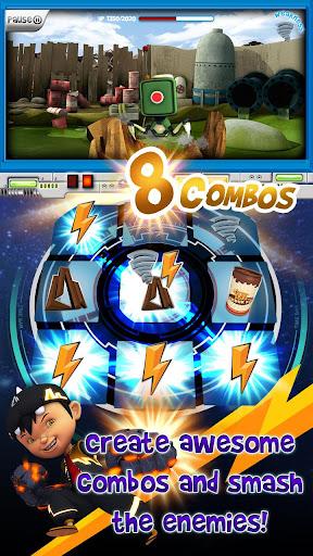BoBoiBoy Puzzle Clash screenshot 2