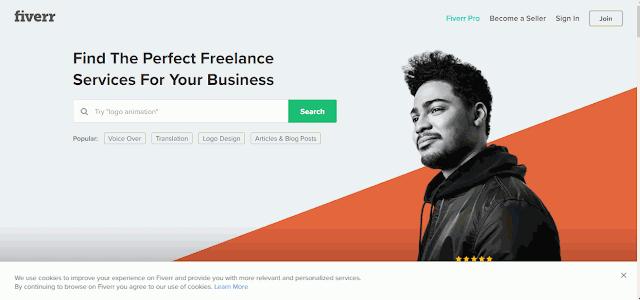 Fiverr Situs Freelance