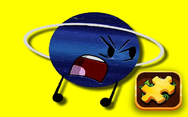 Planets Jigsaw Challenge