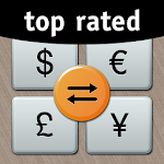 Currency Converter Plus Free with AccuRate™ icon
