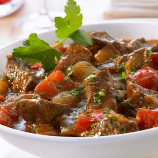 Paprika Pork Stew