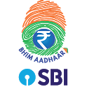 BHIM-Aadhaar-SBI icon