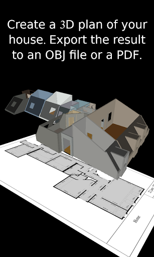 Floor plan - Home improvements in AR - Wodomo 3D Apk 2