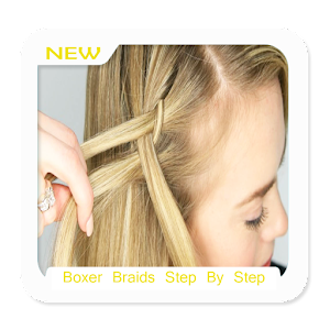 Boxer Braids Step By Step