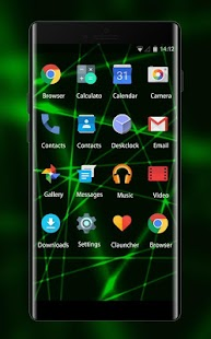 Neo Background & Theme for Intex Aqua Turbo 4G - náhled