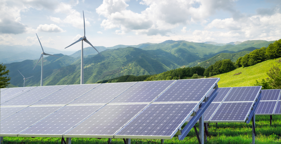 Mapping the Environmental Impact of Renewable Energy Plants