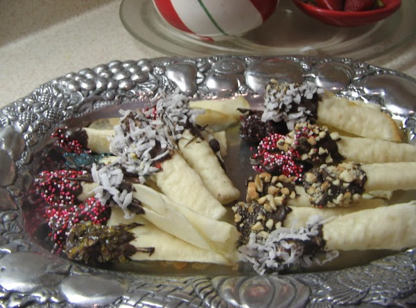Holiday Pirouettes Recipe
