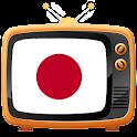 Japan TV icon