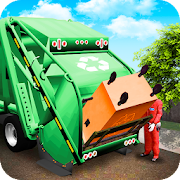 Garbage Truck - City Trash Service Simulator