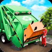 Garbage Truck - City Trash Service Simulator