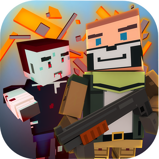Block Shooting 3D: Zombie Wars Online (Survival)