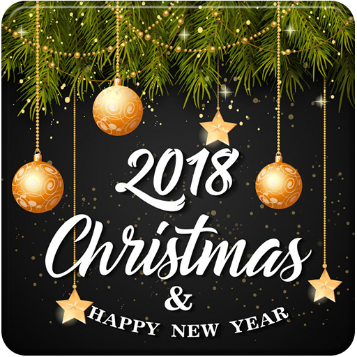 Top Happy New Year SMS 2018 (app)