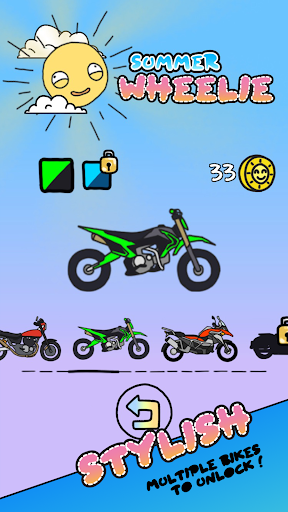 Summer Wheelie screenshots 2