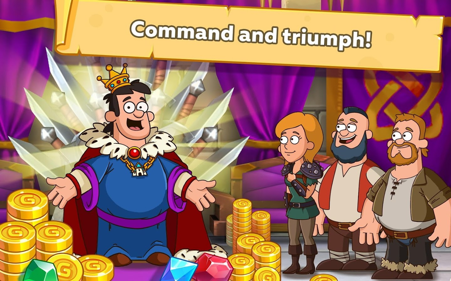 Hustle Castle Fantasy Kingdom Android Apps On Google Play - This illustrator found a funny way to kill boredom on a train and you should try it too