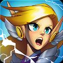 LightSlinger Heroes: Puzzle RPG icon