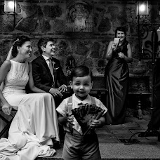 Wedding photographer Iñaki Lungarán (lungarn). Photo of 16.12.2016