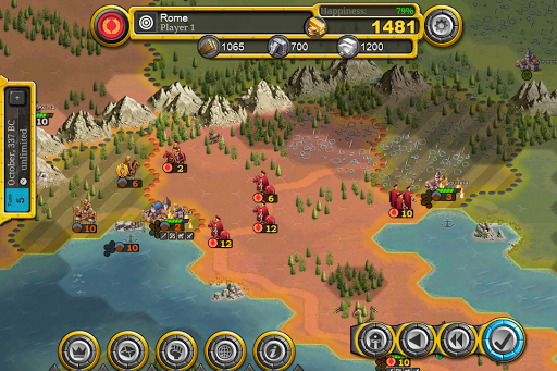 Demise of Nations apkslow screenshots 1