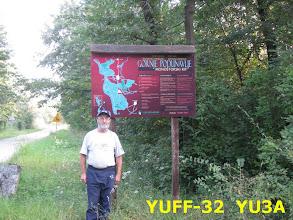 Photo: 21.08.2010. aktivirao YU3A