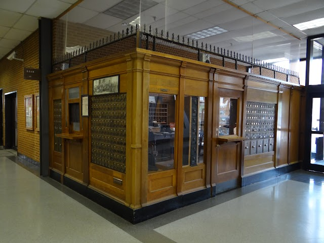 Old Roanoke, VA post office
