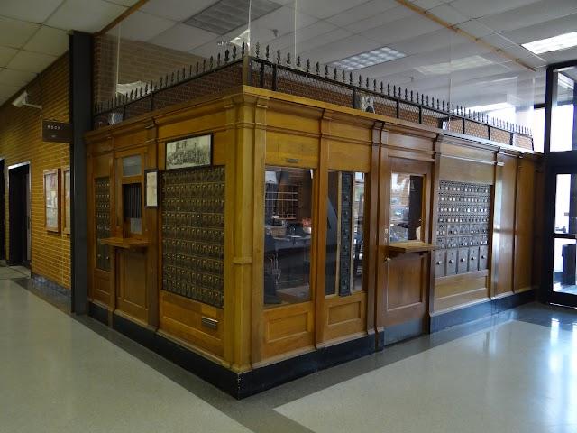 Old Roanoke, VA post office