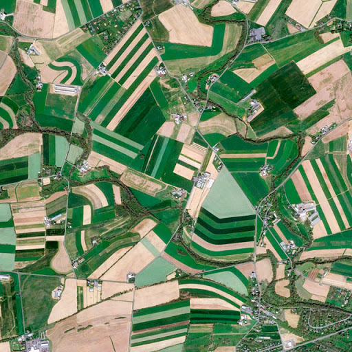 Satellite Imagery In Google Earth