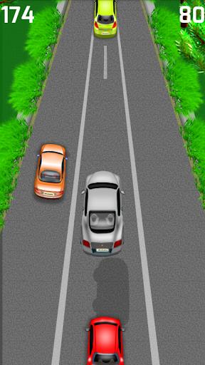 highway driving game screenshot 1
