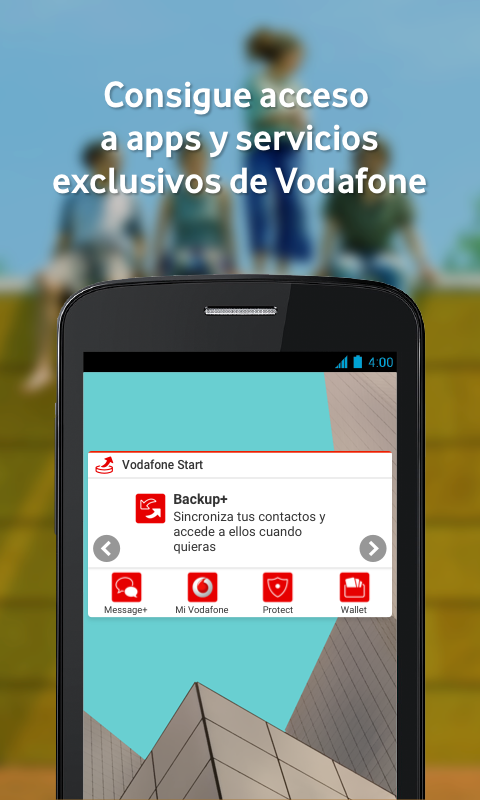 Vodafone Start