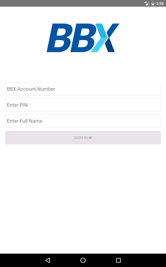 BBX Fast Pay- screenshot