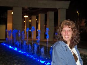 Photo: Fountain in Cagliari