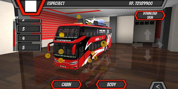 Es Bus Simulator Id Pariwisata Apk Download For Android