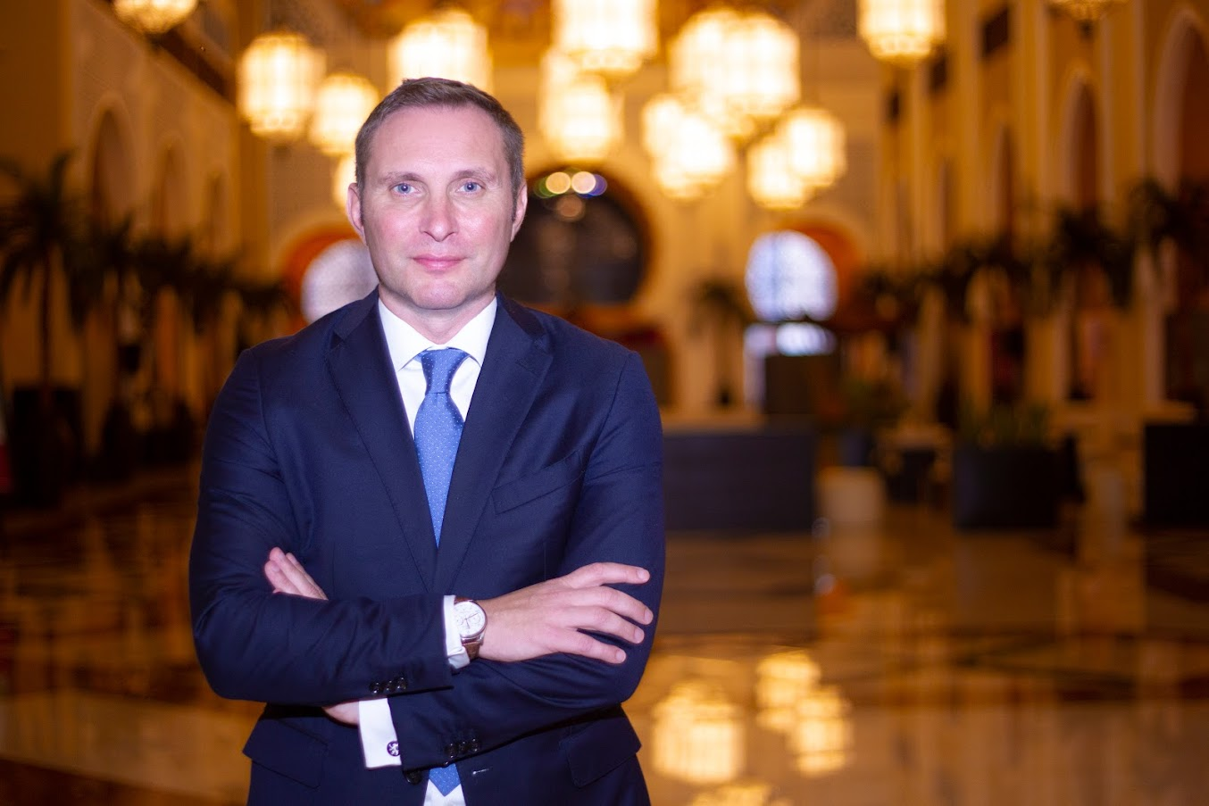 Ian Rydin - General Manager - Movenpick Hotel Ibn Battuta Gate Dubai