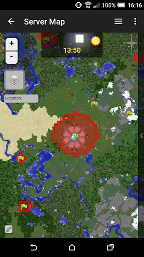 Server Info Minecraft 6.0.1 screenshots 4