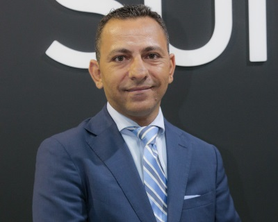 Wael Mustafa, Area Vice-President at Commvault