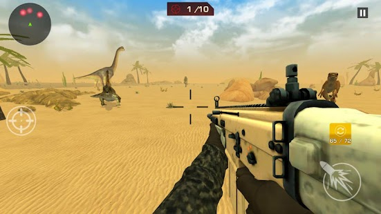Dinosaur Hunt 2018: Join to Kill Dinosaurs in Lush and