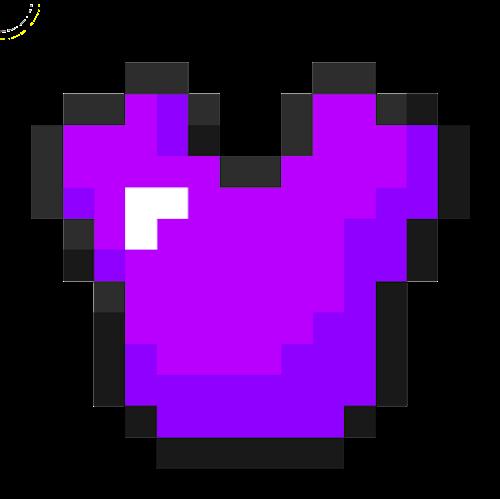 Magic Purple Chestplate Nova Skin