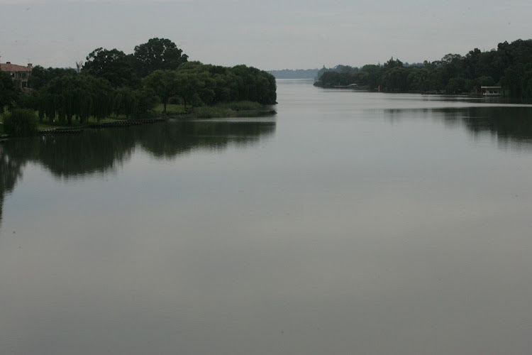 The Vaal River.    Picture: SOWETAN