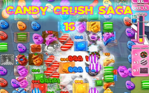Guide Candy Crush Saga 16