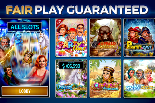 Vegas Casino & Slots: Slottist 32.6.0 screenshots 1