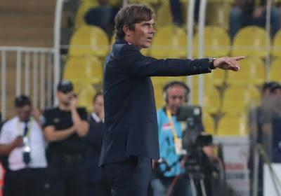 Fenerbahçe bereidt ontslag van Cocu voor