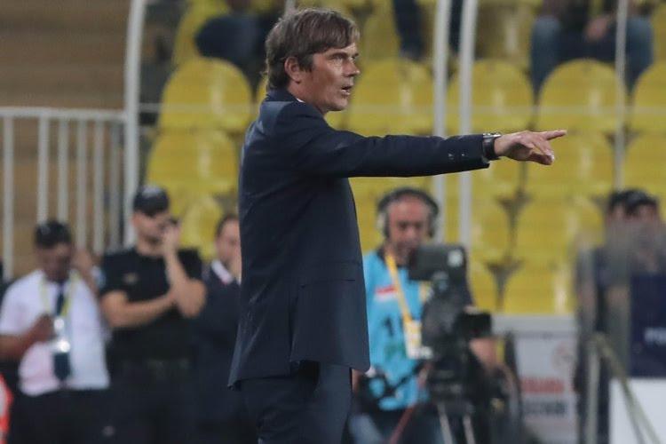 """Le Fener se méfie du Sporting: """"J'ai vu leurs matchs européens et ils mértaient mieux"""""""