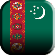 3D Turkmenistan Live Wallpaper