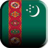 3D Turkmenistan Live Wallpaper