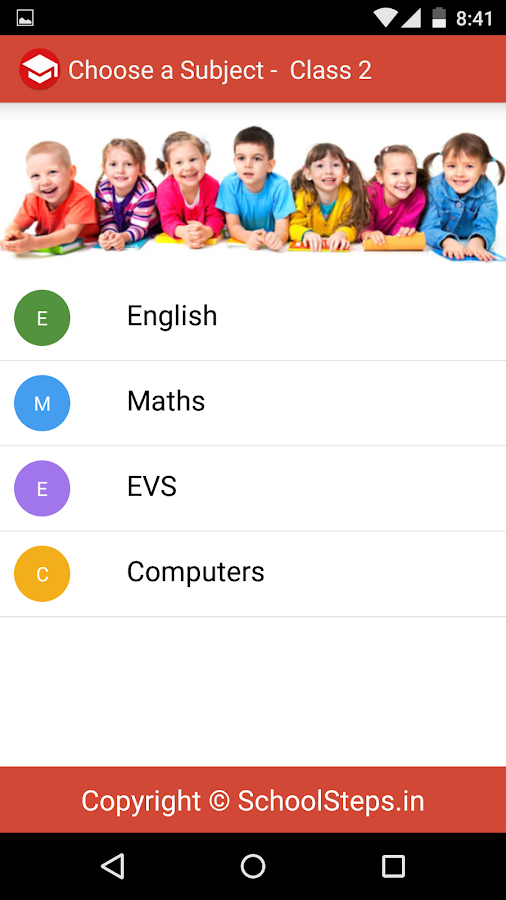 Smart Kidz Quiz - CBSE Pattern- screenshot
