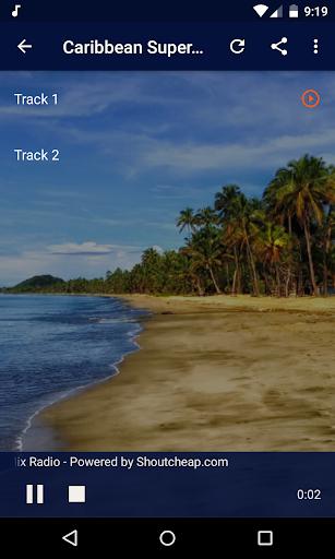 top radios of caribbean - reggae, ska and more! screenshot 3