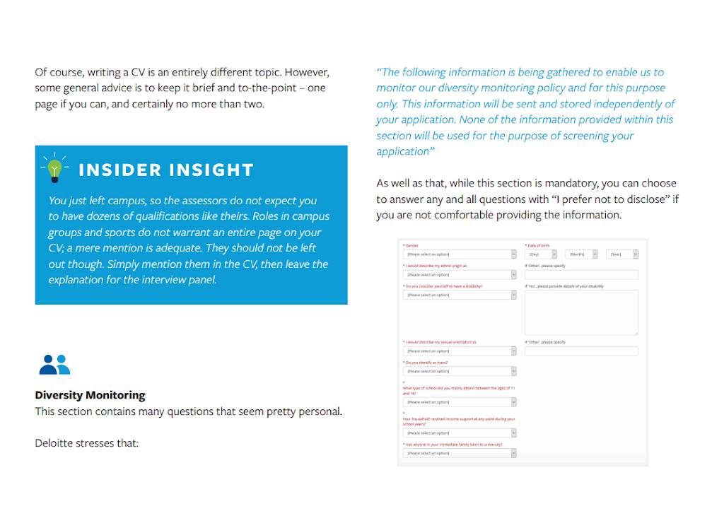 Deloitte Interview Guide Excerpt - Chapter 2